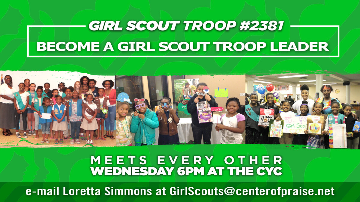 Girl Scout Troop #2381