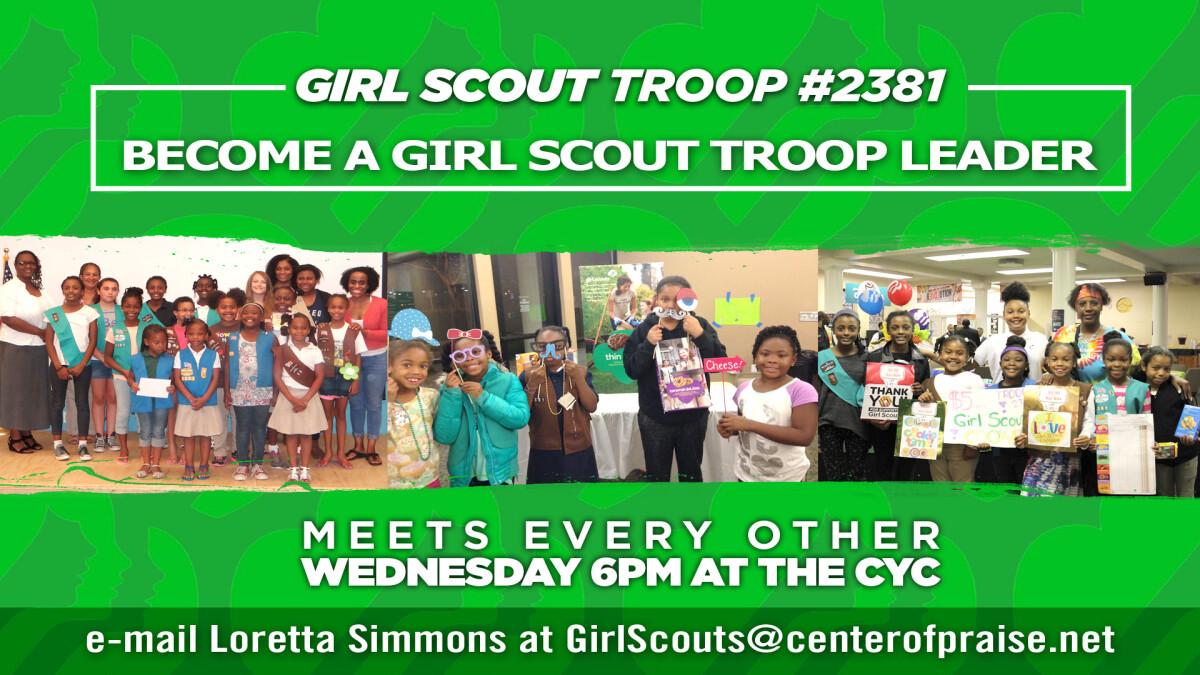 Girl Scout Troop #2381