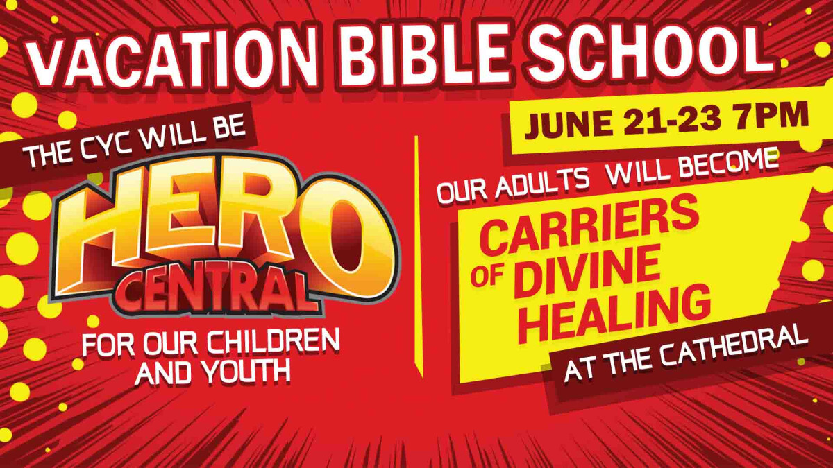 Vacation Bible School for Children