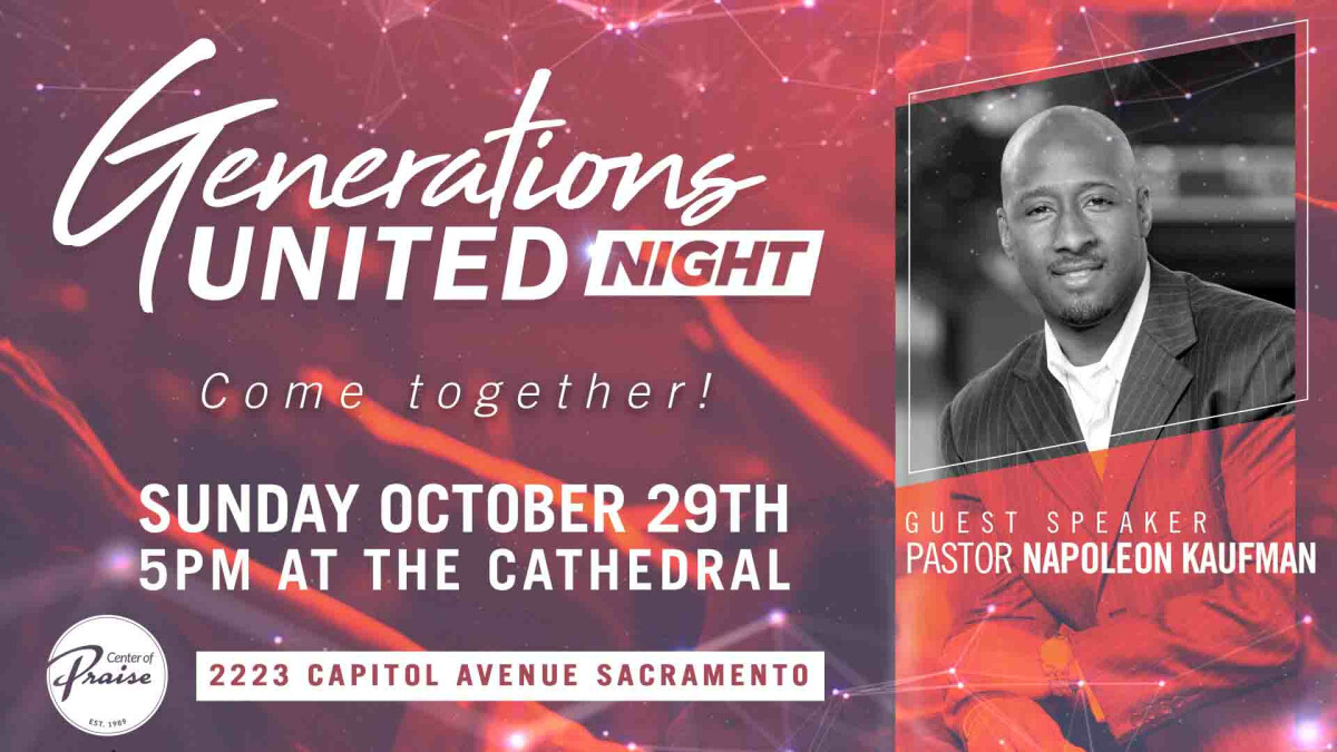 Generations United Night