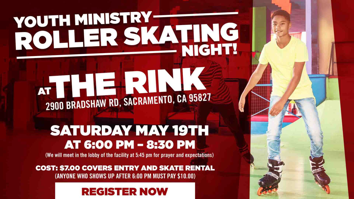 Youth Ministry Skate Night