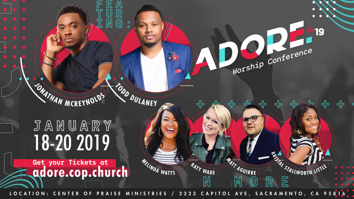 ADORE Worship Conference