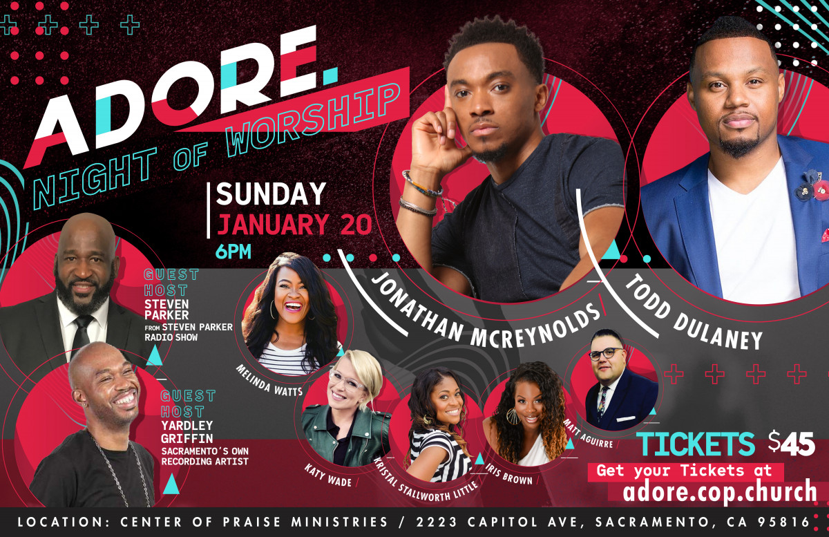ADORE Worship Concert