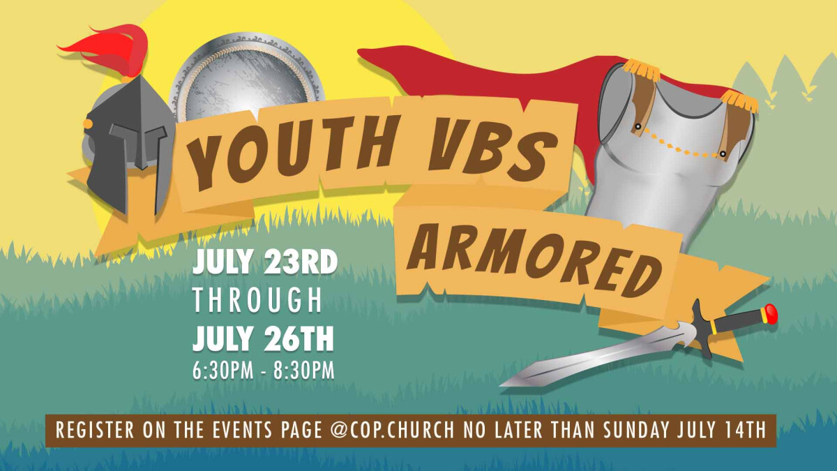 Youth Vacation Bible School