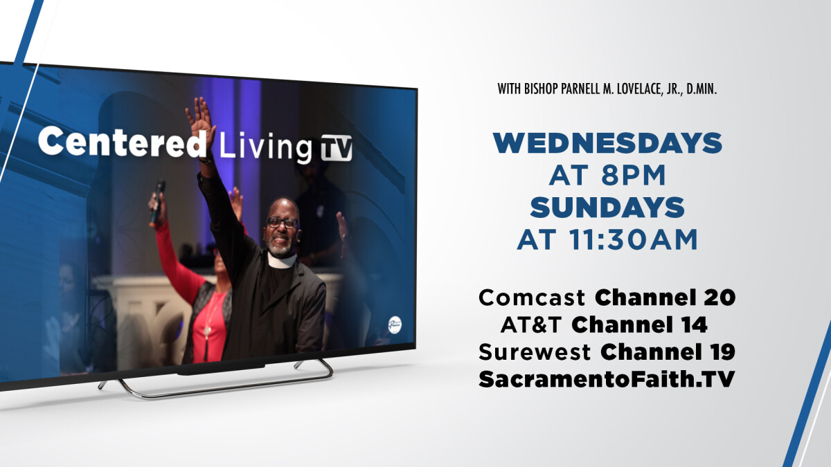 Centered Living TV (Wednesday)