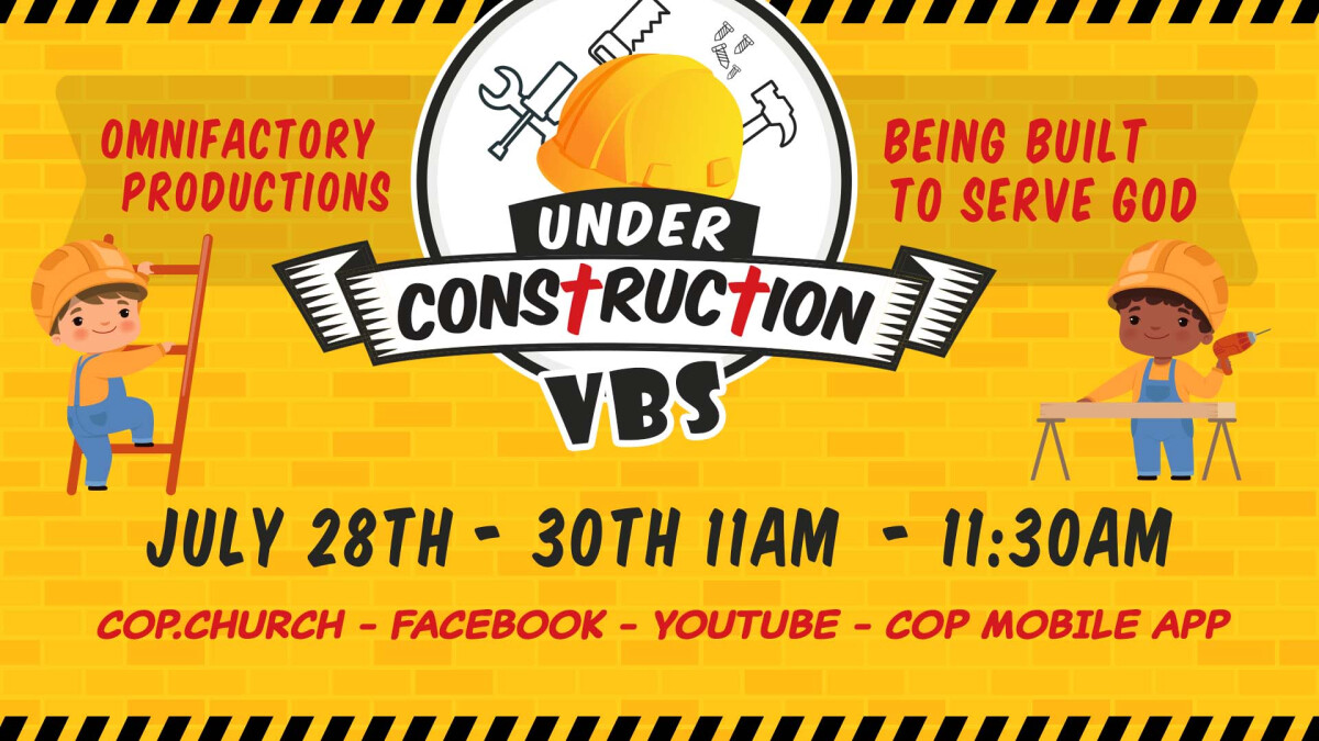 """OmniFactory VBS """"Under Construction"""""""